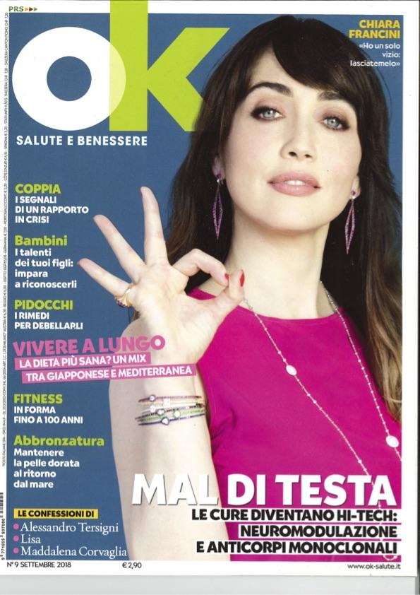 Ok Salute E Benessere 1 9 2018 Gruppo Italiano Per La Lotta Alla Sclerodermia