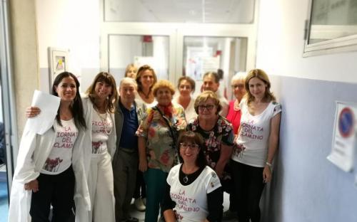 Firenze, Ospedale Careggi, Scleroderma Unit, 27.09.19