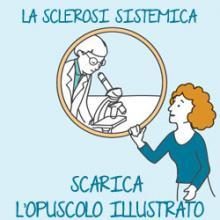 Scarica l'opuscolo sulla sclerosi sistemica